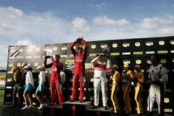 Will Davison, Toll Holden Racing Team, Garth Tander, Toll Holden Racing Team, Jamie Whincup, Team Vodafone