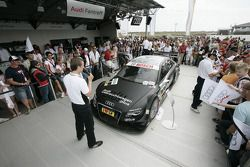 Audi Sport fan area