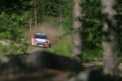 Sébastien Ogier and Julien Ingrassia, Citroen Junior Team Citroen C4 WRC