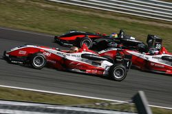 Jules Bianchi, ART Grand Prix Dallara F308 Mercedes, Valtteri Bottas, ART Grand Prix Dallara F308 Me