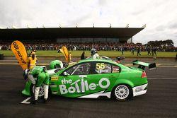 Tony D'Alberto, Bottle-O Racing Team