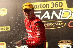 Garth Tander takes the win