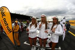 Jim Beam grid girls