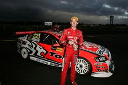 Will Davison after taking the race win