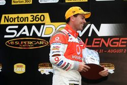 Craig Lowndes takes out third