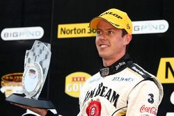 James Courtney takes out second