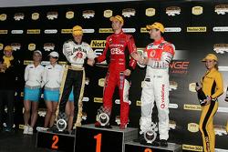 James Courtney, Jim Beam Racing, Will Davison, Toll Holden Racing Team, Craig Lowndes, Team Vodafone