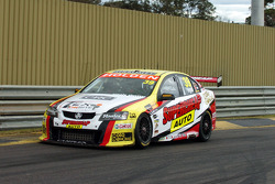 Russell Ingall approaching Turn 3