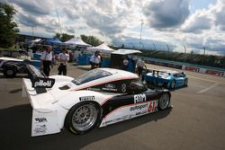 #61 AIM Autosport Ford Riley: Burt Frisselle, Mark Wilkins