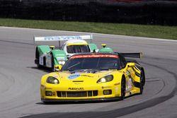 Chevrolet Corvette C6.R : Jan Magnussen, Johnny O'Connell