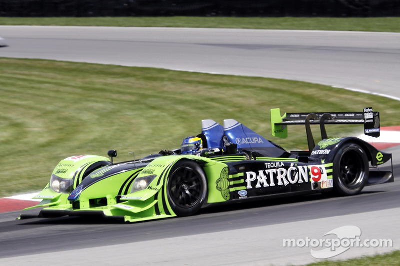 David Brabham, Scott Sharp (Acura ARX-02a N°9)