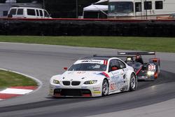 Tom Milner et Dirk Muller (N°92), BMW E92 M3