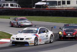 Bill Auberlen, Joey Hand (BMW E92 M3 N°90)