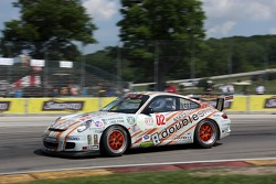 #02 Gruppe Orange Porsche 911 GT3 Cup: Nick Parker, Donald Pickering