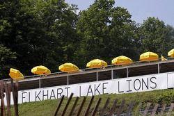 Elkhart Lions hilltop pub