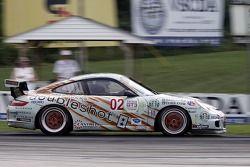 #02 Gruppe Orange Porsche 911 GT3 Cup: Nick Parker, Donald Pickering