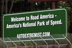 Road America billboard