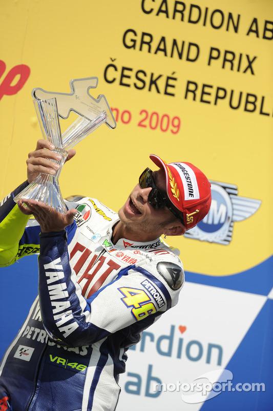 Valentino Rossi, 2009