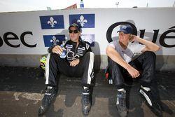 James Winslow, Genoa Racing and Markus Niemela, Jensen MotorSport