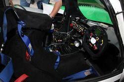 Mazda cockpit