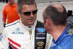Gil de Ferran, David Brabham
