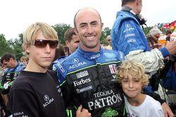 David Brabham and sons