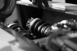 Spring change for John Edwards, Newman Wachs Racing
