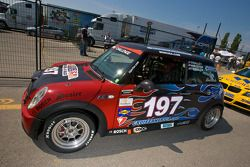 #197 RSR Motorsports Mini Cooper S: Randy Smalley, Owen Trinkler