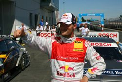 Pole position for Martin Tomczyk, Audi Sport Team Abt