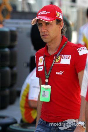 Лука Бадоер, Scuderia Ferrari