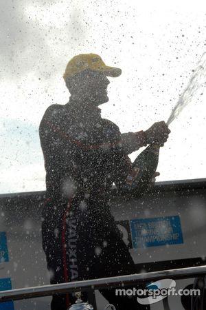 Fabrizio Giovanardi sabre le champagne