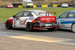 Matt Neal and Jason Plato