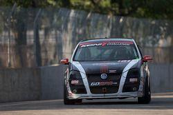 #181 APR Motorsport Volkswagen GTI: Mike Sweeney, Dion von Moltke