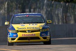 #189 89 Racing Team Honda Civic SI: Cyril Hamelin, Jocelyn Hébert