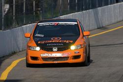 #75 Compass360 Racing Honda Civic SI: Marc-Antoine Camirand, Karl Thomson