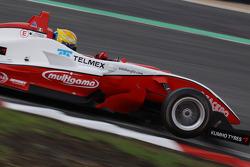 Esteban Gutierrez, ART Grand Prix Dallara F308 Mercedes