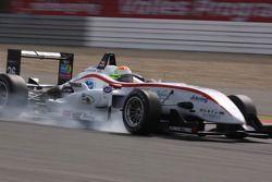 Alexander Sims, Muecke Motorsport Dallara F308 Mercedes