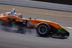 Sam Bird, Muecke Motorsport Dallara F308 Mercedes