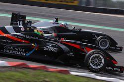 Roberto Merhi, Manor Motorsport Dallara F308 Mercedes and Atte Mustonen, Motopark Academy Dallara F308 Mercedes