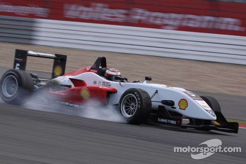 Basil Shaaban, Prema Powerteam Dallara F308 Mercedes