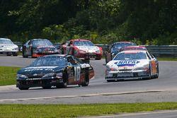 #18 Matt DiBenedetto - Joe Gibbs Driven Chevrolet #00 Ryan Truex - NAPA Auto Parts Toyota