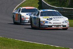 #71 Eddie MacDonald - Grimm Construction Chevrolet #00 Ryan Truex - NAPA Auto Parts Toyota