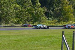 #44 Brett Moffitt - Andy Santerre Motorsports Chevrolet part dans l'herbe