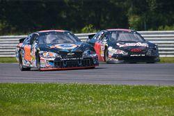 #39 Dustin Delaney - Delaney Infrastructure Chevrole #44 Brett Moffitt - Andy Santerre Motorsports Chevrolet