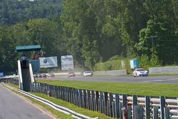 Checkered Flag For #00 Ryan Truex - NAPA Auto Parts Toyota