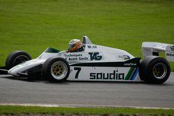 Joaquin Folch, Williams FW8