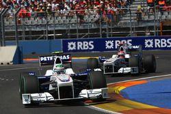 Nick Heidfeld, BMW Sauber F1 Team
