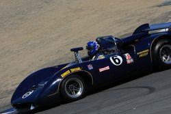 Patrick Hogan; 1967 Lola T-70 MKIII B