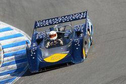 Jules Moritz Jr., 1971 McLaren M8E/D