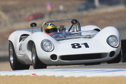 Hamish Somerville, 1965 Lola T-70
